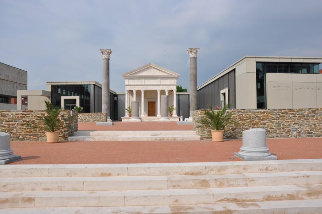 Iseum Savariense Régészeti Műhely és Tárház , Szombathely - Belépő /  Jegyárak, Nyitvatartás
